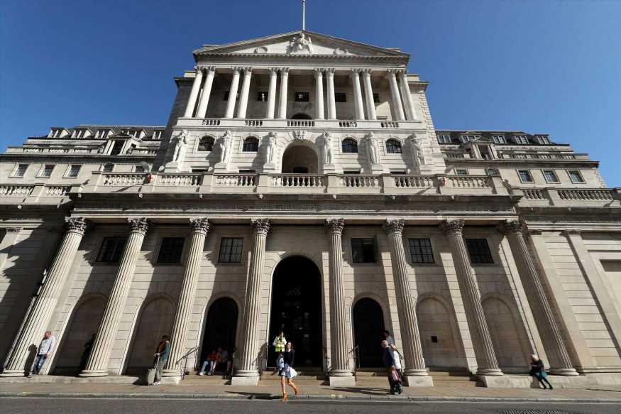 UK economy set to grow at fastest rate since WW2, says Bank of England