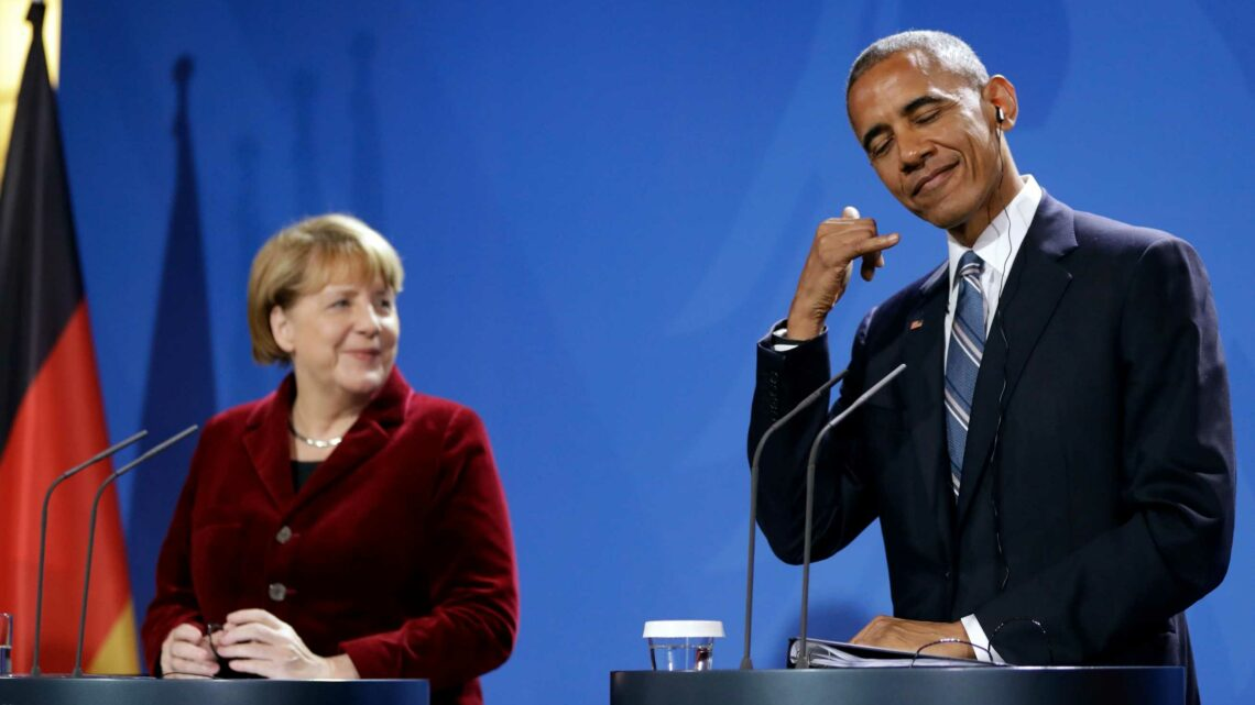 US spies snooped on Angela Merkel's phone calls and texts through Danish cables, report claims