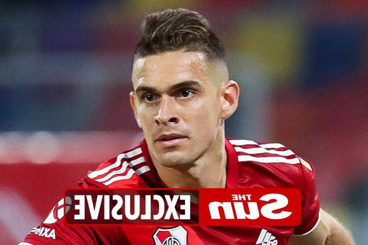 Watford in talks with River Plate striker Rafael Borre as Hornets line up free transfer for Premier League return
