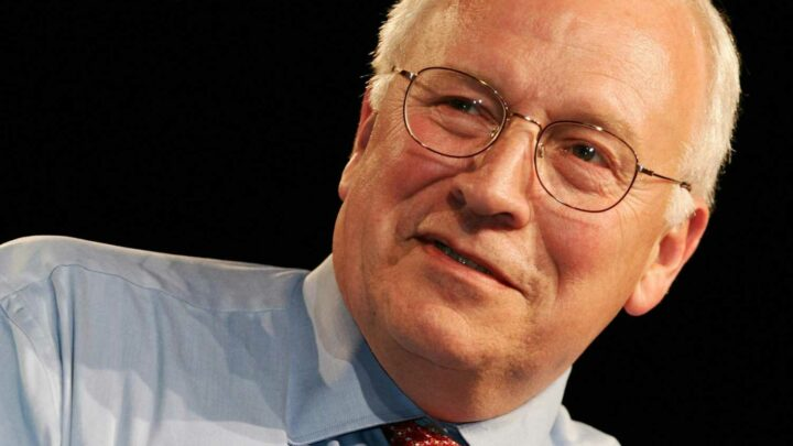 What is Dick Cheney's net worth, who plays him in the film Vice and what was his shooting accident?