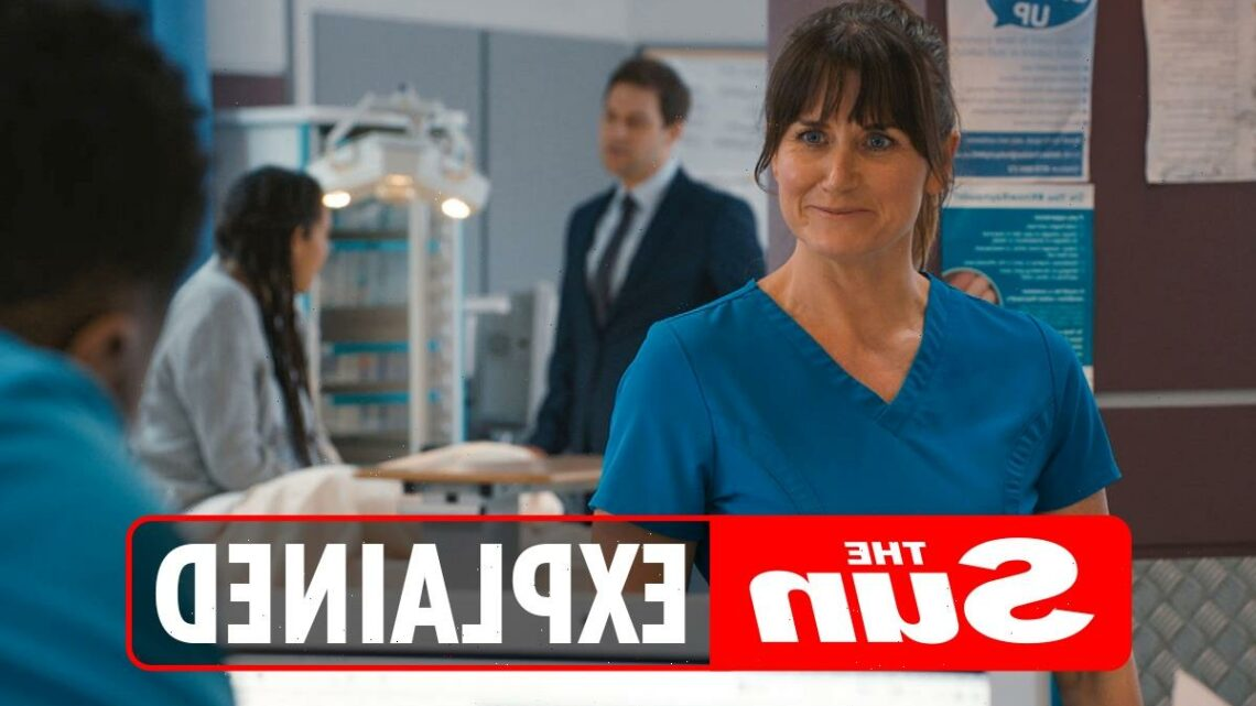 When is Holby City on BBC One?