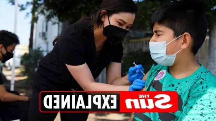 When will children get the Covid vaccine?