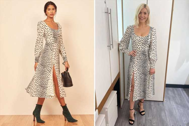 Where is Holly Willoughby's outfit from today? Here's what the This Morning star is wearing on May 6