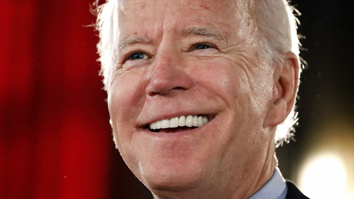 Why Joe Biden's Joke To A Reporter Is Raising Eyebrows