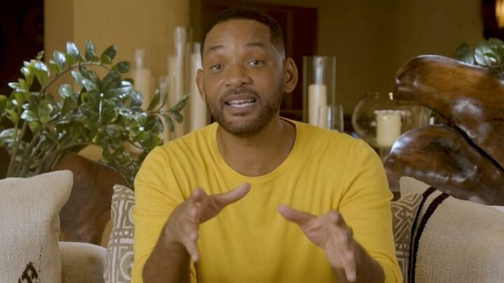 Will Smith Speaks Chinese in Safety PSA for Movie Theaters in China