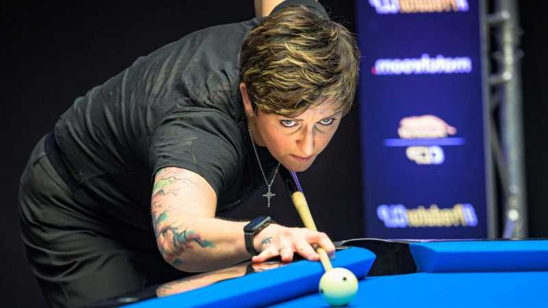 World Cup of Pool: Great Britain's Allison Fisher and Kelly Fisher crash out of competition