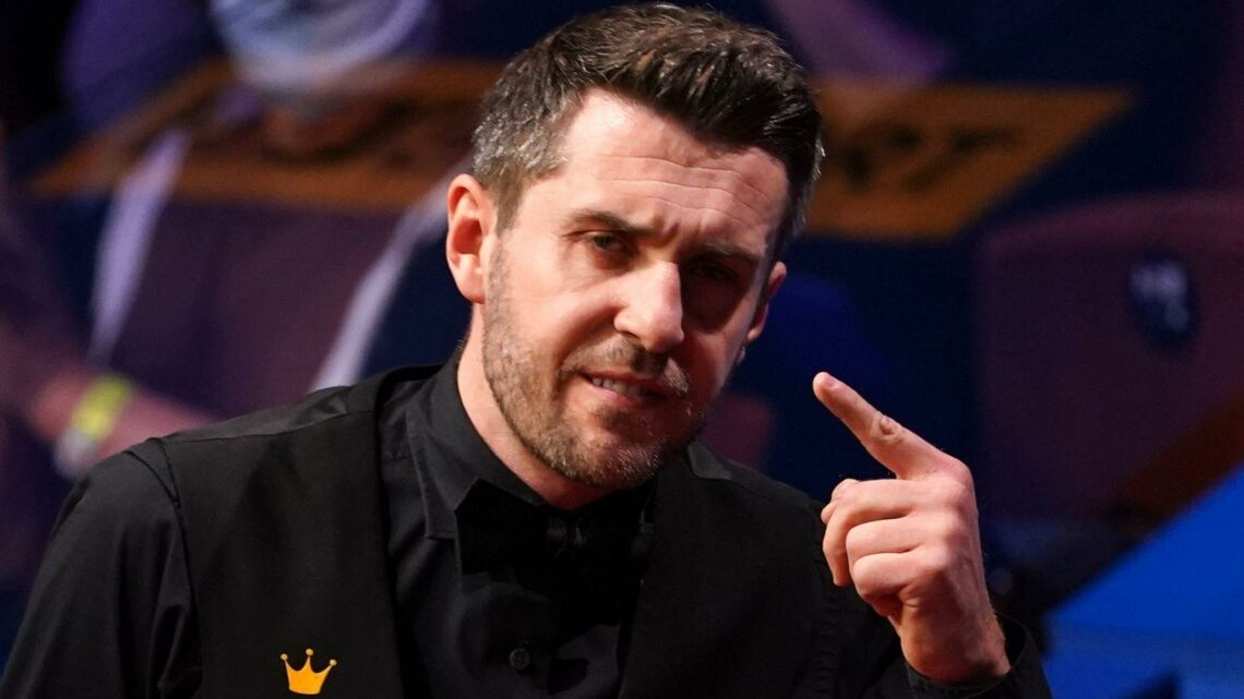 World Snooker Championship: Mark Selby four frames away from winning his fourth title at Crucible