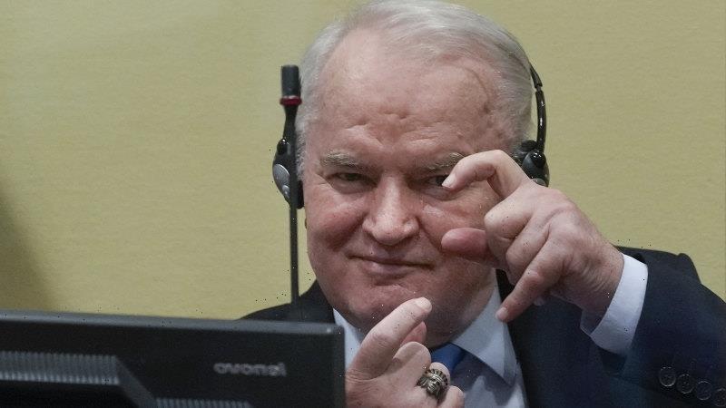 'Butcher of Bosnia' Ratko Mladic loses genocide appeal in UN court