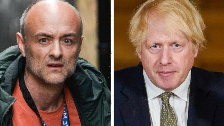'Totally fucking hopeless:' Dominic Cummings leaks Boris Johnson's bombshell text messages