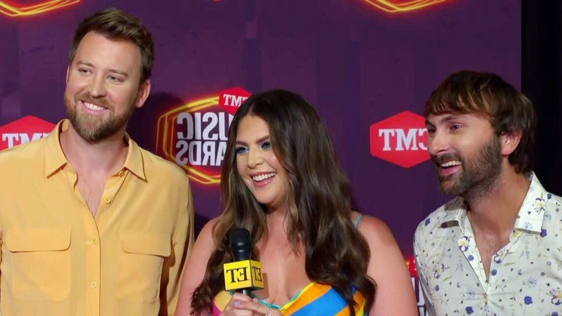 2021 CMT Music Awards: Lady A Talk New Album and Touring Again