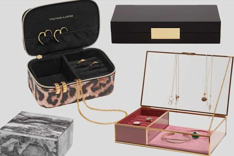 8 Best Jewellery Boxes 2021 | The Sun UK