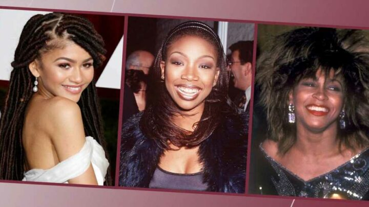 A Look Back On the Evolution of Natural Hairstyles On the Red Carpet
