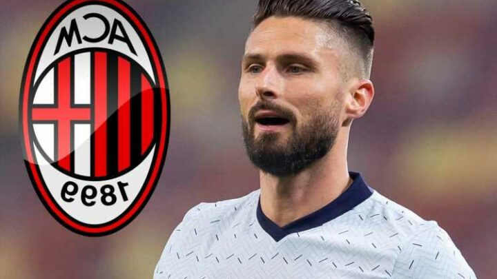 AC Milan 'agree £3.5m two-year deal with Chelsea striker Giroud' despite veteran's new contract at Stamford Bridge