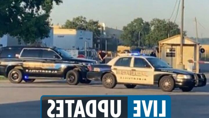 Albertville shooting live updates – 'Mass shooter kills 2 & hurts 2' after opening fire at Mueller Co factory in Alabama