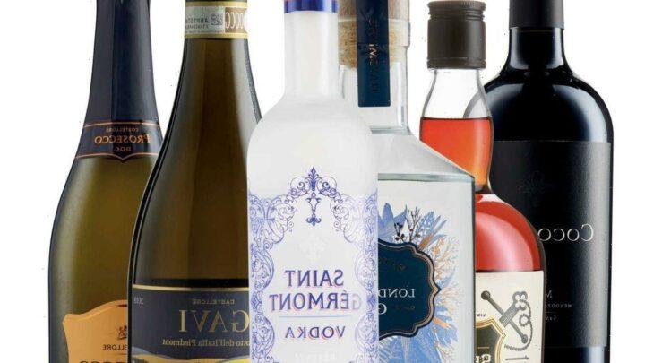 Aldi selling mega bundle of 6 large booze bottles including prosecco and vodka