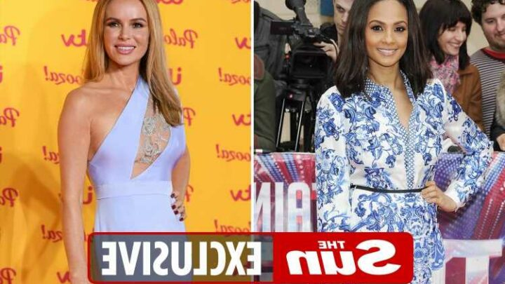Alesha Dixon signs six-figure deal to join Australia's Got Talent as judge after Amanda Holden turned it down