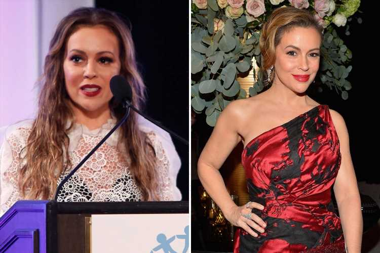 Alyssa Milano reveals she may run for the House in 2024 and take break from acting