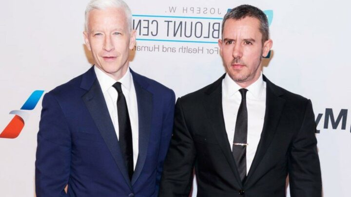 Anderson Cooper's Ex Benjamin Maisani Leaves Him 'Really Pissed' With Text About Son's 1st Walk