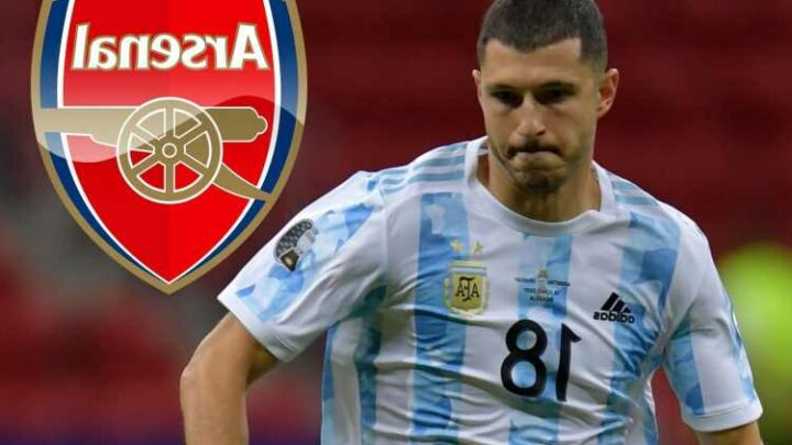 Arsenal 'frontrunners' for Guido Rodriguez transfer with £69m Real Betis star impressing for Argentina at Copa America
