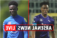 Arsenal tracking £13.5m Lokonga, Saka IN England squad, Gunners lead Raheem Sterling race EXCLUSIVE, Odegaard £50m price