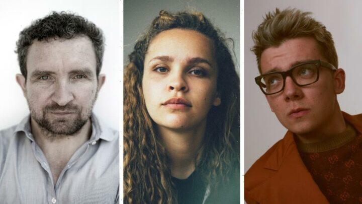 Asa Butterfield, Iola Evans & Eddie Marsan Leading Horror-Thriller 'CURS>R' – Cannes