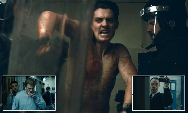 BBC prison drama Time leaves viewers reeling with violent scenes