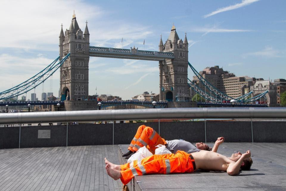 BURNING ISSUE Can you refuse to work outside if it's too hot? Rules and rights explained – The Sun