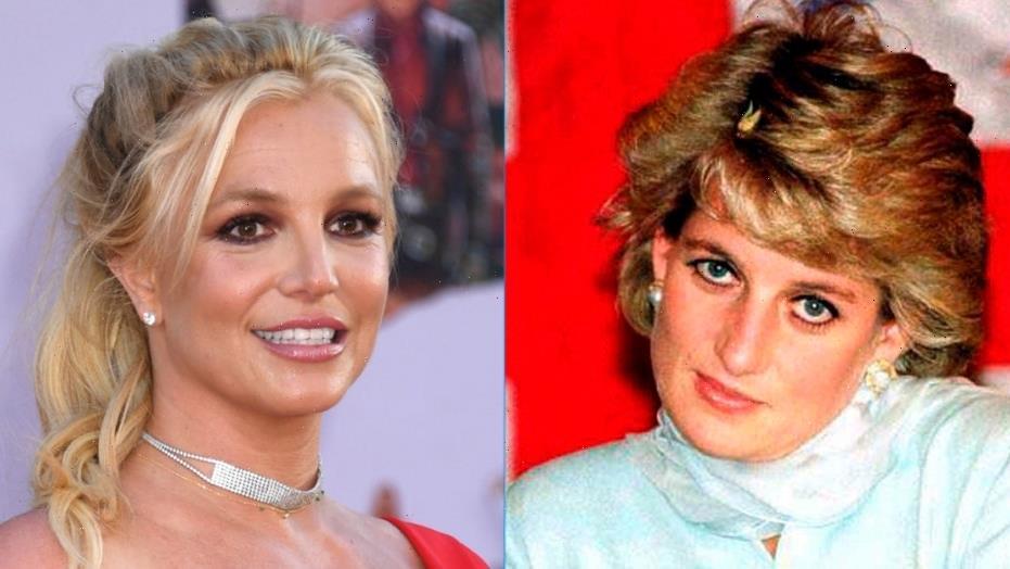 Backstreet Boys alum AJ McLean compares Britney Spears to Princess Diana