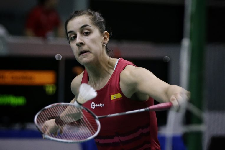 Badminton: Defending champion Marin out of Tokyo Olympics due to injury