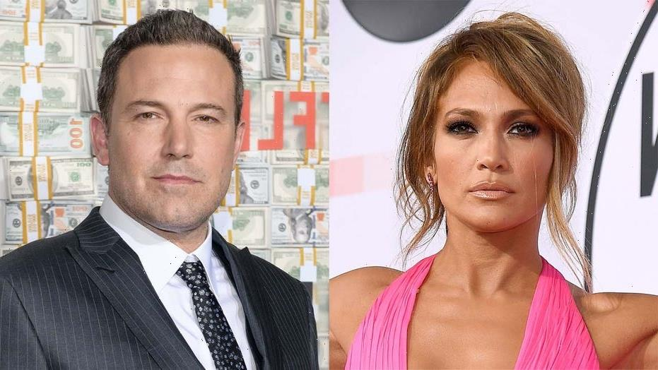 Ben Affleck and Jennifer Lopez leave no doubt they're back together in cozy photos
