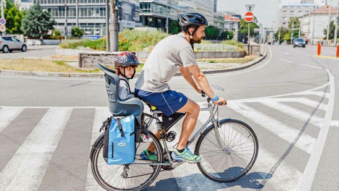 Best child bike seats 2021: our pick of top products for safe family cycling