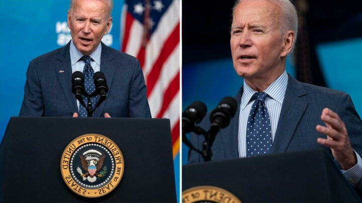 Biden bizarrely says January 2021 was '15 months ago' – not 5 – in latest gaffe