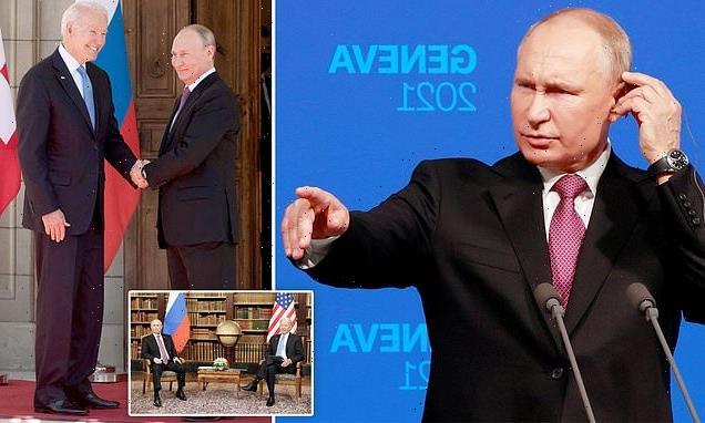 Biden threatens cyber response against Putin