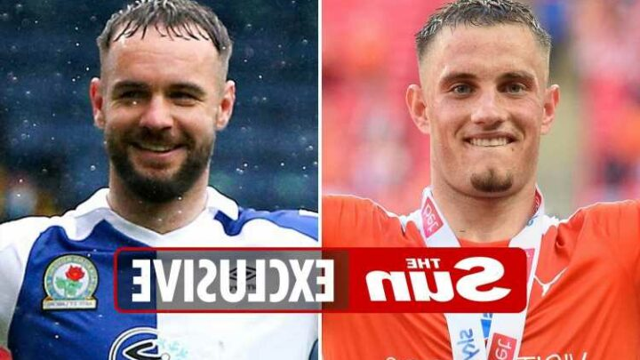 Blackburn want Jerry Yates transfer from Blackpool as Adam Armstrong replacement while West Ham fight for £25m striker