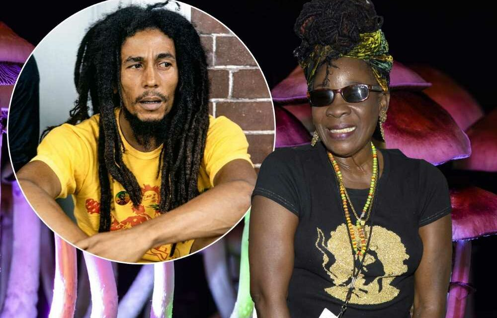 Bob Marley's family to launch the first celebrity magic mushroom line