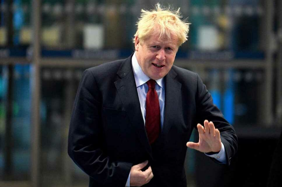 Boris Johnson warned 'flirting' with Red Wall fans risks him losing traditional Tory voters