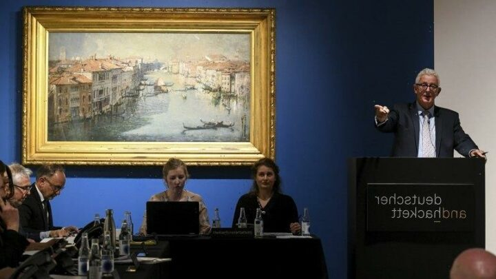 Business is booming as barriers fall away for cashed-up art lovers