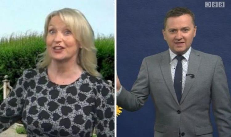 Carol Kirkwood replaced by Matt Taylor in BBC Breakfast presenting shake-up