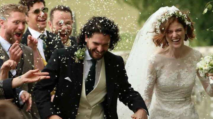 Celebrity summer weddings