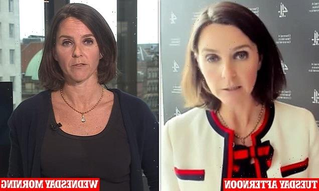 Channel 4 chief is lambasted by MPs over her 'obscene' salary