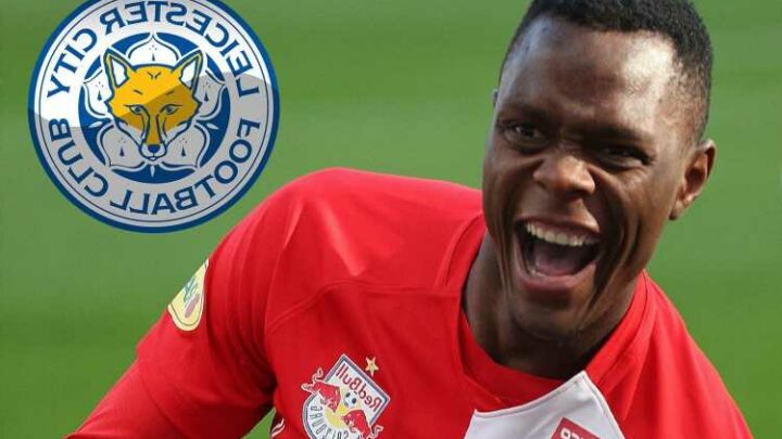 Chelsea and Liverpool target Patson Daka confirms he'll join Leicester in £23m summer transfer from Salzburg