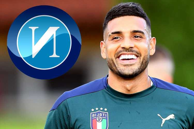 Chelsea star Emerson Palmieri No1 transfer target for Napoli with clubs 'haggling' over £13m fee