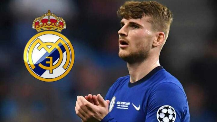 Chelsea star Timo Werner 'wanted by Real Madrid in shock transfer as new boss Carlo Ancelotti looks to rebuild squad'