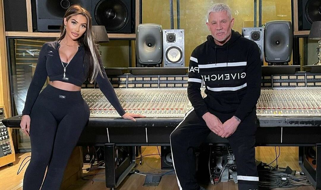 Chloe Ferry confirms she's launching pop career this summer and she's already recorded first single with Wayne Lineker