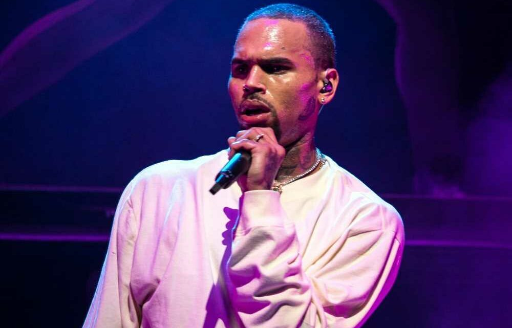 Chris Brown accused of 'striking' woman, under investigation