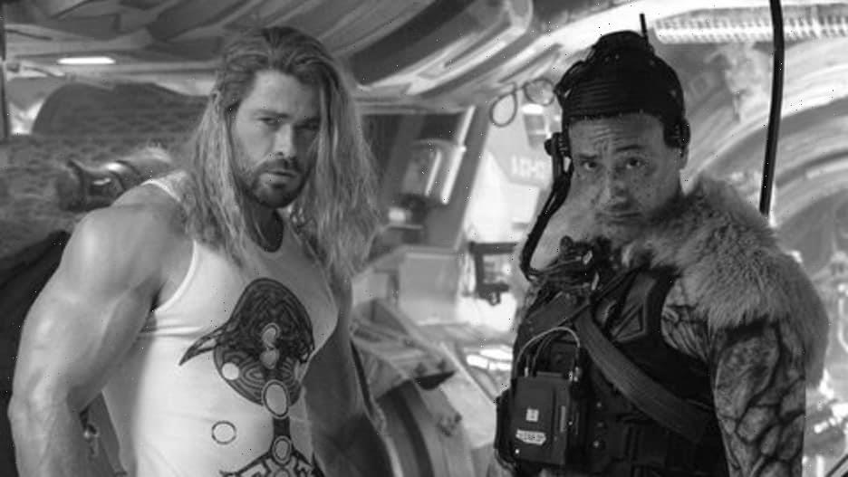 Chris Hemsworth Reveals Super-Yoked Guns as 'Thor: Love and Thunder' Wraps Filming