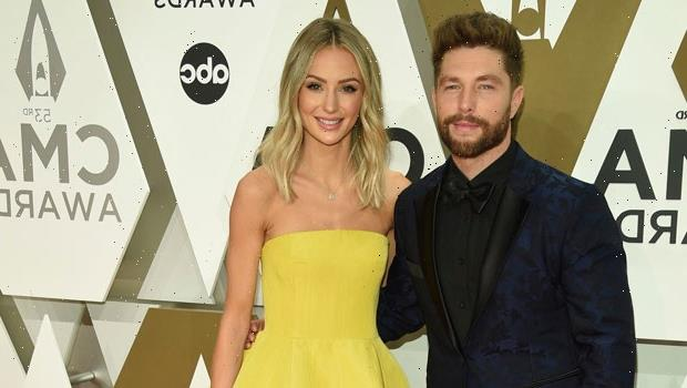 Chris Lane Reveals His Favorite Part Of Fatherhood & Admits Wife Lauren Bushnell Is 'Killing It' As A Mom