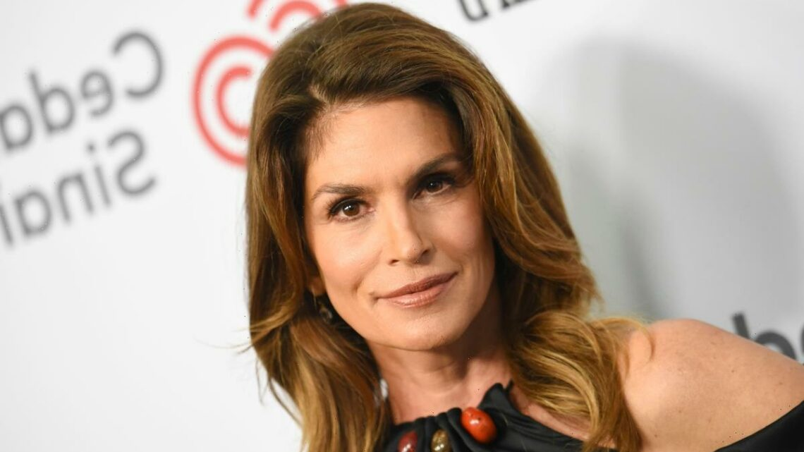 Cindy Crawford Swears by This $8 Mascara to Get Her Luscious Lashes