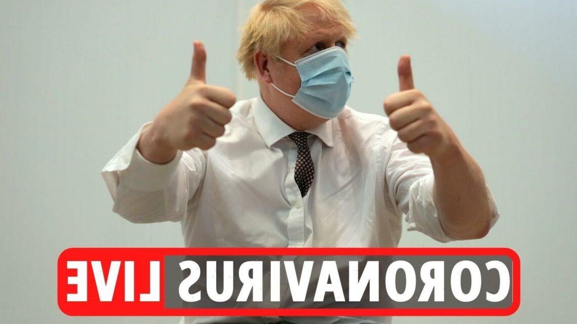 Coronavirus news UK latest: June 21 lockdown lift decision a 'difficult call' as Boris Johnson 'draws up other options'