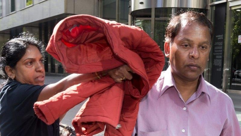 Couple guilty of keeping a woman as a slave face court, await sentence